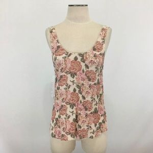 Wilfred Rose Crepe Blouse